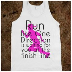 I would run like there is no tomorrow!