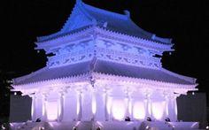 Al Sapporo Snow Festival l'arte diventa ghiaccio Chi non ha mai sentito parlare delle sculture di neve o non ha mai visto foto di magnifici palazzi, statue o enormi castelli bianchi ghiacciati? Ebbene, proprio a queste magiche opere è dedicato il S #viaggi #sapporo #neve #festival #snow