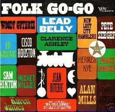 Folk A Go-Go (Verve Records) #LP #cover