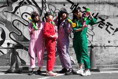 You'll Melt More! / Yurumerumo! / ゆるめるモ! - Original 2013 lineup
