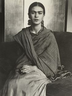 July 6: Frida's Birthday (photo from 1931)