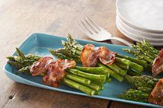 Bacon-Wrapped Asparagus Bundles Recipe - Kraft Recipes