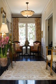 Colonial Interior Design On Pinterest Colonial Residential Interior