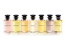 Introducing Les Parfums Louis Vuitton