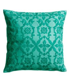 Cushion cover with embroidery | Product Detail | H&M
