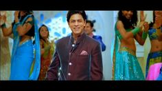 Shah Rukh Khan - special appearance as (you guessed it) Raj Malhotra in Heyy Babyy (2007) -  thanks to Charmi for this great pic - N   www.twitter.com/CharmiSan24