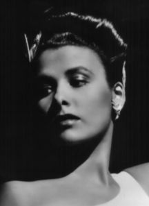 Jazz singer Lena Horne joined the chorus of the Cotton Club at the age of 16 & became a nightclub performer before moving to Hollywood (big movies Cabin in the Sky & Stormy Weather). Due to her political views, Ms Horne found herself blacklisted & unable to work in Hollywood. Returning to recording & nightclub performing, she took part in the March on Washington (August 1963). Ms Horne starred in a one-woman show (Lena Horne: The Lady and Her Music)that ran over 300 performances on Broadway