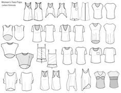 example of some mens, womens computer rendered apparel Illustration Mode, Fashion Illustration Sketches, Fashion Sketches, Design Illustrations, Flat Drawings, Bff Drawings, Technical Drawings, Flat Sketches, Fashion Design Portfolio