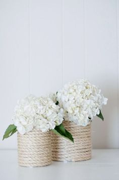 """DIY nautical centerpiece idea pinned from """"DIY Centerpieces for Trending Wedding Themes"""""""