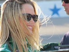 WIN Series Interview: Miss Sprint Cup - Kim Coon ~ by Lindi Bess. (Photo credit: Debbie Ross/Skirts and Scuffs)