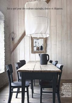 Marie Claire - Holiday home of Isis-Colombe Cambréas, the Founder and Editor of MILK magazine via bodie and fou