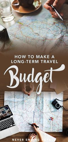 If you're planning a long-term trip around the world, here are tips on how to budget! #budgettravel
