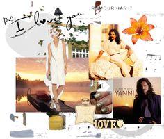 """I Love Yanni"" by zinniarose on Polyvore"