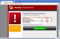 Entfernen Computer-virus-detected.com pop-up: Methoden, um Computer-virus-detected.com pop-up deinstallieren | Saubere PC Malware