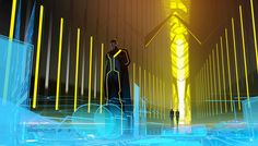 """Fashion and Action: Tron: Uprising """"Beck's Beginning"""" Full Episode Preview Via Disney XD - Plus Cool Character & Vehicle Concept Art"""