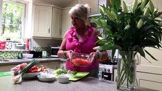 Cinque de Mayo- Clean Eating homemade Salsa - YouTube