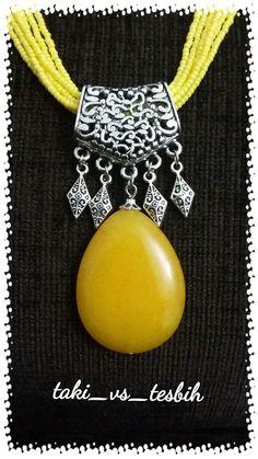 Handmade necklace... El yapımı kolye,gerdanlık