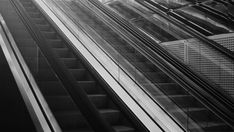 Escalator Cinemagraphs by Julien and Baptiste - UltraLinx