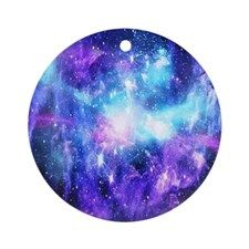 Mystic Dream Round Ornament