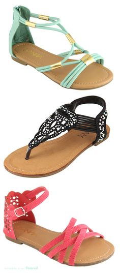 Adorable Sandals for Girls