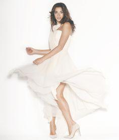 Vestido de novia 2014 - V04 Fantasía http://veronicamiranda.es