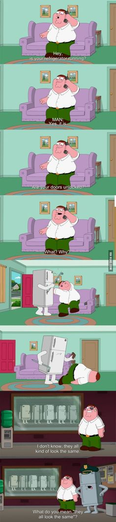 Peter prank call