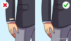 14 Dressing Rules That Everyone Should Learn Once and for All - Small Joys Moda Disney, Suit Fashion, Mens Fashion, Etiquette And Manners, Dressing, The Office Shirts, Fashion Vocabulary, Men Style Tips, Useful Life Hacks
