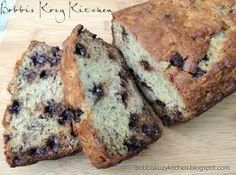 Bobbi's Kozy Kitchen: Chocolate Chip Banana Bread