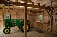 Country Carpenters upholds the traditional Post and Beam construction of New England Style Barns, Garden sheds and Country Style Carriage Houses. Barn Lighting, Interior Lighting, Loft Boards, Roof Sheathing, Barn Kits, Barn Light Electric, Barn Shop, Pool House Plans, Garage Interior