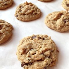 "Outrageous Chocolate Chip Cookies I ""By far the best Chocolate Chip cookie recipe I know! For a nice texture twist I use Crunchy peanut butter instead of creamy. Delicious!"""