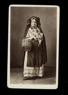 Costumes of Michaelenses, Azores, Portugal