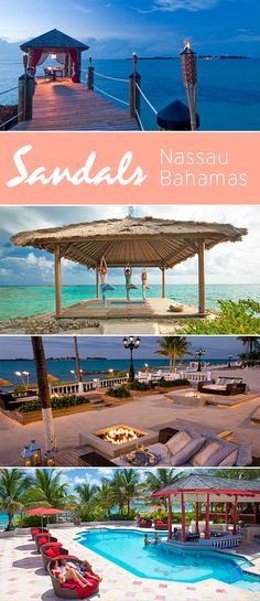 Sandals Royal Bahamian/ heck ya this this is where we stayed for our honeymoon and after we will be returning for our anniversary! Royal Bahamian/ heck ya this this is where we stayed for our honeymoon and after we will be returning for our anniversary! Bahamas Honeymoon, Beach Honeymoon Destinations, Bahamas Vacation, Honeymoon Spots, Nassau Bahamas, Caribbean Vacations, Amazing Destinations, Dream Vacations, Vacation Spots