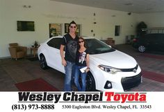 #HappyBirthday to Denise and Jeffrey from JC Pagan at Wesley Chapel Toyota!  https://deliverymaxx.com/DealerReviews.aspx?DealerCode=NHPF  #HappyBirthday #WesleyChapelToyota