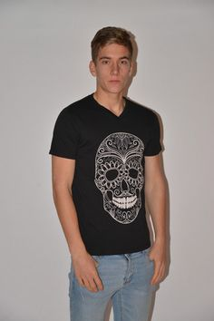 Iced Out T-Shirt – DYJ Code worn by Dennis Praet of Anderlecht,