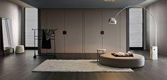 Schick, schlicht vereint mit purer Eleganz im #Schlafzimmer. Der #Kleiderschrank machts ;-) http://www.raumideen.org/der-perfekte-schrank-fuer-das-schlafzimmer