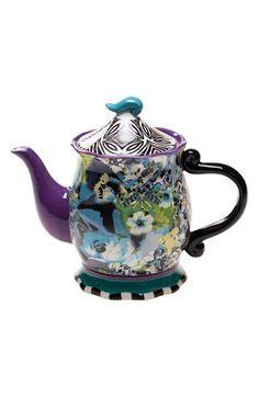 POETIC WANDERLUST Tracy Porter® For Poetic Wanderlust® 'Rose Boheme' Teapot available at #Nordstrom