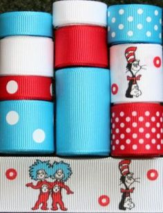 Matching thing one and thing two Second Birthday Ideas, Twin Birthday, Dr Seuss Birthday Party, 1st Birthday Parties, Baby Shower Themes, Baby Shower Gifts, Shower Ideas, Second Baby Showers, Dr Seuss Baby Shower