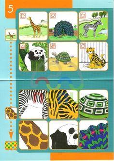 Állatok az állatkertben