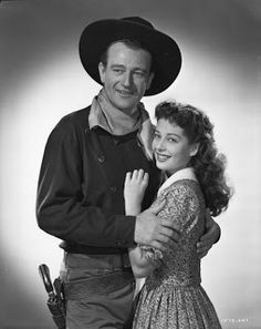 ANGEL AND THE BADMAN (1947) - John Wayne & Gail Russell - Directed by James…