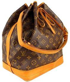 Louis Vuitton Bucket Shoulder Bag