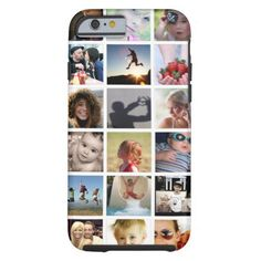 Customer Photo Collage iPhone 6 Case (Case-Mate)  $47.95   *From the Gran Designer Stores at http://www.zazzle.com/Case-Mate?rf=238707880014952440