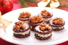 Mini Cupcakes, Christmas Cookies, Sweet Tooth, Cheesecake, Muffin, Food And Drink, Sweets, Breakfast, Desserts