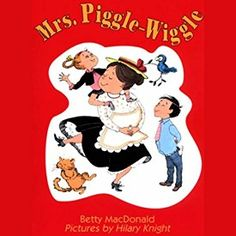 """Another must-listen from my #AudibleApp: """"Mrs. Piggle-Wiggle"""" by Betty…"""