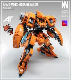 ARMT-M01X-SR Dash Baron | by Messymaru