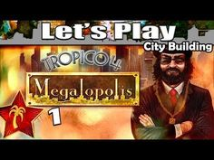 Tropico 4 Megalopolis DLC - 1: Megalopolis City (Best City Building Games PC 2014)