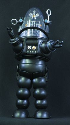Forbidden planet | PREVIEWSworld - FORBIDDEN PLANET ROBBY THE ROBOT 12IN FIG (O/A) (C: 1 ...