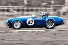 Jim Click wins the  Rolex Shelby Cobra 50th anniversary in the Mazda Raceway Visit http://jimclickracing.com/