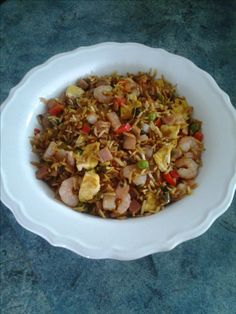 ~~Chinese inspired fried rice~~ |