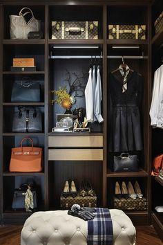 Benefits Of Dream Closets Designs Walk In Closet Design, Wardrobe Design, Closet Designs, Wardrobe Closet, Closet Bedroom, Master Bedroom, Deco Furniture, Furniture Design, Closet Drawers