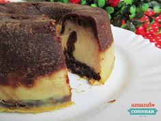 Brownie Cheesecake - Amando Cozinhar - Receitas, dicas de culinária, decoração e muito mais!                                                                                                                                                                                 Mais